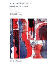 Quartet Cabaret   Vol. 1 - String Quartet