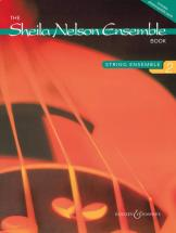 Nelson Sheila M. - Sheila Nelson Ensemble Book Vol. 2 - 4-8 Strings; Piano Ad Lib.