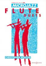 Norton Christopher - Microjazz Flute Duets - 2 Flutes