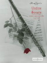 Reinecke Carl - Undine Sonata Op. 167 - Flute And Piano