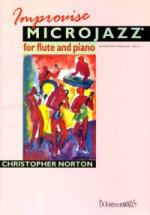 Norton Christopher - Improvise Microjazz - Flute, Piano