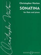 Norton Christopher - Sonatina - Flute Et Piano