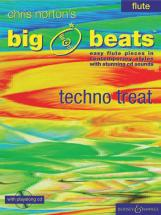 Norton Christopher - Big Beats Techno Treat + Cd - Flute