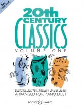20th Century Classics Vol. 1 - Piano