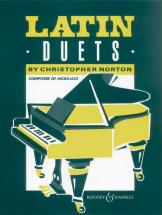 Norton Christopher - Latin Duets - Piano