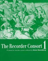 The Recorder Consort Vol. 1 - 1-6 Recorders