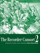 The Recorder Consort Vol. 2 - 1-6 Recorders
