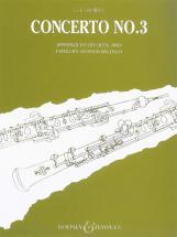 Haendel G.f. - Concerto No 3 In G Minor - Oboe And Piano