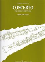 Corelli A. - Concerto Pour Hautbois Et Cordes - Hautbois Et Piano