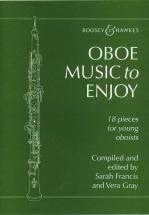 Oboe Music To Enjoy - Oboe And Piano