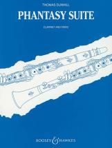 Dunhill Thomas - Phantasy Suite Op. 91 - Clarinet And Piano