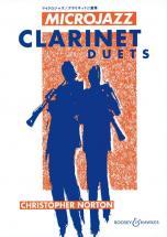 Norton Christopher - Microjazz Clarinet Duets - 2 Clarinettes
