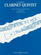 Mozart W.a. - Clarinet Quintet In A Major  Kv 581 - Clarinet, 2 Violins, Viola And Cello