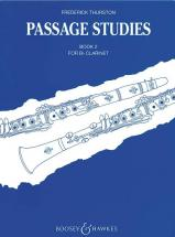 Thurston Frederick J. - Passage Studies   Vol. 2 - Clarinet