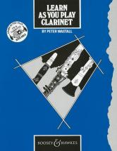 Learn As You Play Clarinet (english Edition) - Clarinet