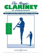 The Magic Clarinet - Clarinette Et Piano