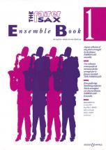 The Fairer Sax Ensemble Book Vol. 1 - Saxophone-ensemble