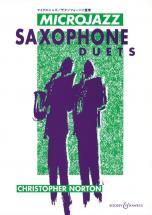 Norton Christopher - Microjazz Saxophone Duets - 2 Saxophones