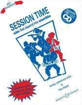Wastall Peter - Session Time - Alto Saxophone  And Piano Ad Lib.
