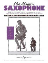 The Magic Saxophone - Alto Saxophone And Piano