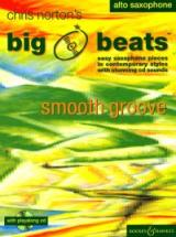 Norton Christopher - Big Beats Smooth Groove + Cd - Saxophone Alto