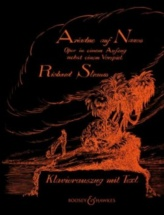 Strauss Richard - Ariadne Auf Naxos - Vocal Score