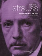 Strauss R. - Horn Concerto No.2 In E Flat Major - Horn And Chamber Orchestra