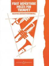 First Repertoire Pieces - Trumpet And Piano