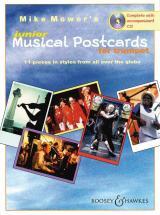 Mower Mike - Junior Musical Postcards - Trumpet