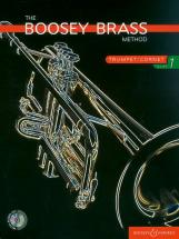 The Boosey Brass Method Trumpet/cornet Vol. 1 - Trumpet