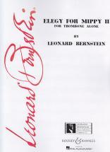 Bernstein L. - Elegy For Mippy Ii - Trombone A Coulisse