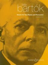 Bartok Bela - Sonate Pour 2 Pianos Et Percussion