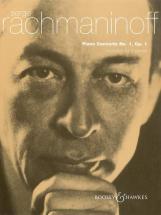 Rachmaninov S. - Piano Concerto No.1 In F Sharp Minor Op.1 - Piano And Orchestra