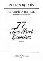 Kodaly Zoltan - Choral Method Vol. 5 - Children