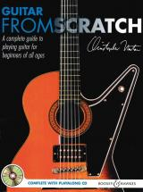 Norton Christopher - Guitar From Scratch + Cd - Guitare
