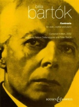 Bartok Bela - Contrasts - Violin, Clarinet And Piano