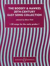 The  20th Century Easy Song Collection Vol. 1 - Voice And Piano