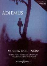 Jenkins Karl - Adiemus - Female Choir , Recorder And Piano
