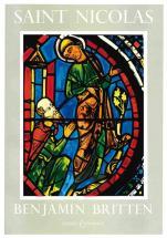 Britten B. - Saint Nicolas Op. 42