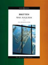 Britten B. - War Requiem Op. 66 - Soloists , Choir, Boys