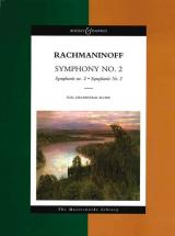 Rachmaninov Serge - Symphony N°2 In E Minor Op.27 - Orchestre