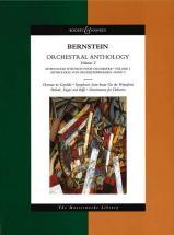 Bernstein Leonard - Orchestral Anthology  Vol. 2 - Orchestra