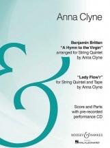 Britten B. - Clyne A. - Hymn To The Virgin (benjamin Britten) / Lady Flow