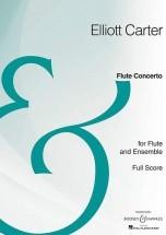 Carter E. - Flute Concerto - Flute
