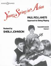 Rolland Paul - Young Strings In Action Vol. 1 - String Instrument