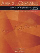 Copland Aaron - Suite From Appalachian Spring - Violin And Piano