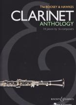 & Hawkes Clarinet Anthology - Clarinette, Piano