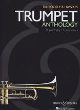& Hawkes Trumpet Anthology - Trompette, Piano
