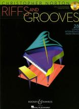 Norton Christopher - Riffs And Grooves + Cd - Piano