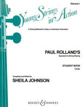 Rolland Paul - Young Strings In Action   Vol. 1 - Viola